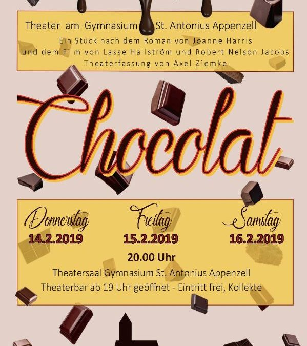 Chocolat – Theater am Gymnasium St. Antonius Appenzell