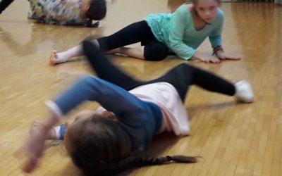 NEU: Tanz für Kinder, Mittwoch 16 Uhr